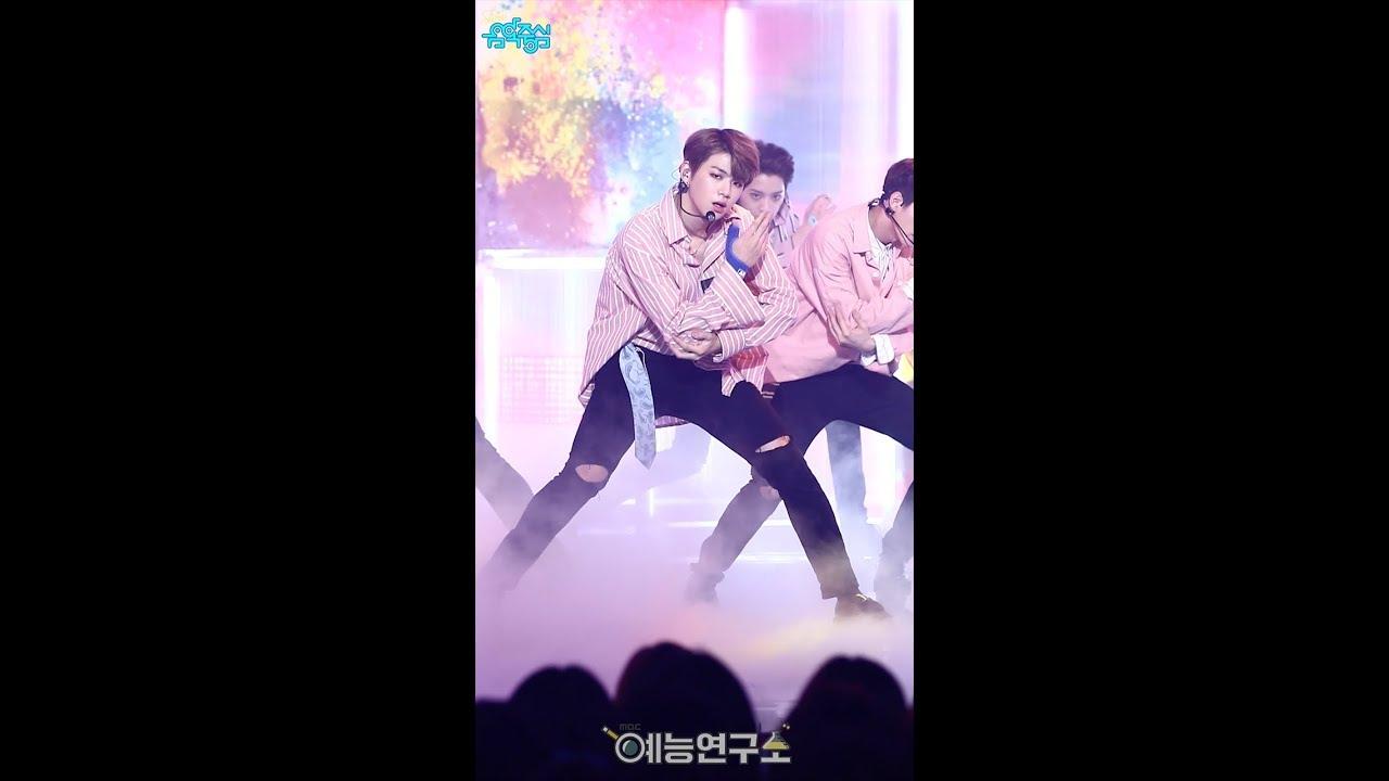 [예능연구소 직캠] 워너원 에너제틱 강다니엘 Focused @쇼!음악중심_20170819 Energetic Wanna One KANG DANIEL