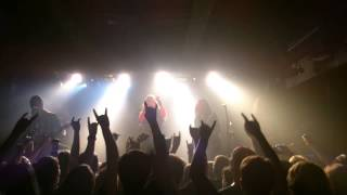 DragonForce - Operation Ground And Pound LIVE @ Phoenix Concert Hall, 10.04.2015