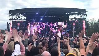 Bon Jovi Raise Your Hands Live at RDS Arena Dublin June 15  2019