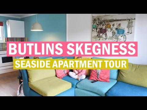 BUTLINS, SKEGNESS // Seaside Apartment Tour