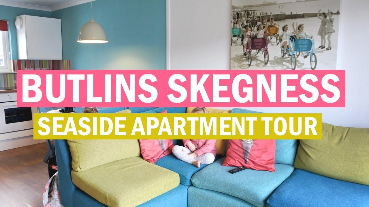 Butlins Skegness Seaside Apartment Tour