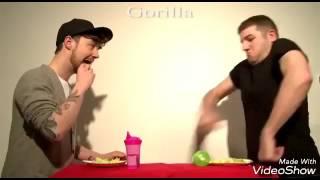 Spróbuj się nie zaśmiać #11 /Jak jedzą zwierzęta ? 😂