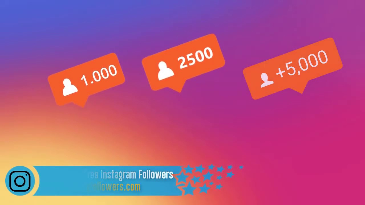 Free Instagram Followers Increase On