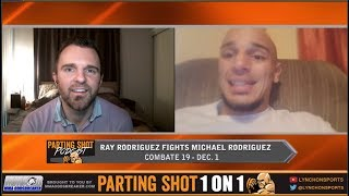Ray Rodriguez looking for another first round finish at Combate 19