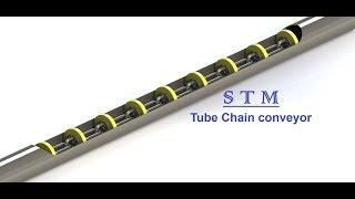Tube Chain Conveyor - STM