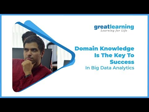 Domain Knowledge is the Key to Success in Big Data Analytics | Amit Kapoor