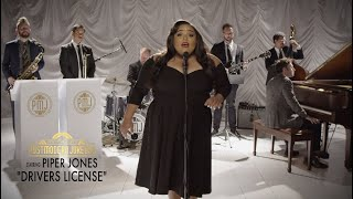 Drivers License - Olivia Rodrigo ('50s Style Cover) ft. Piper Jones