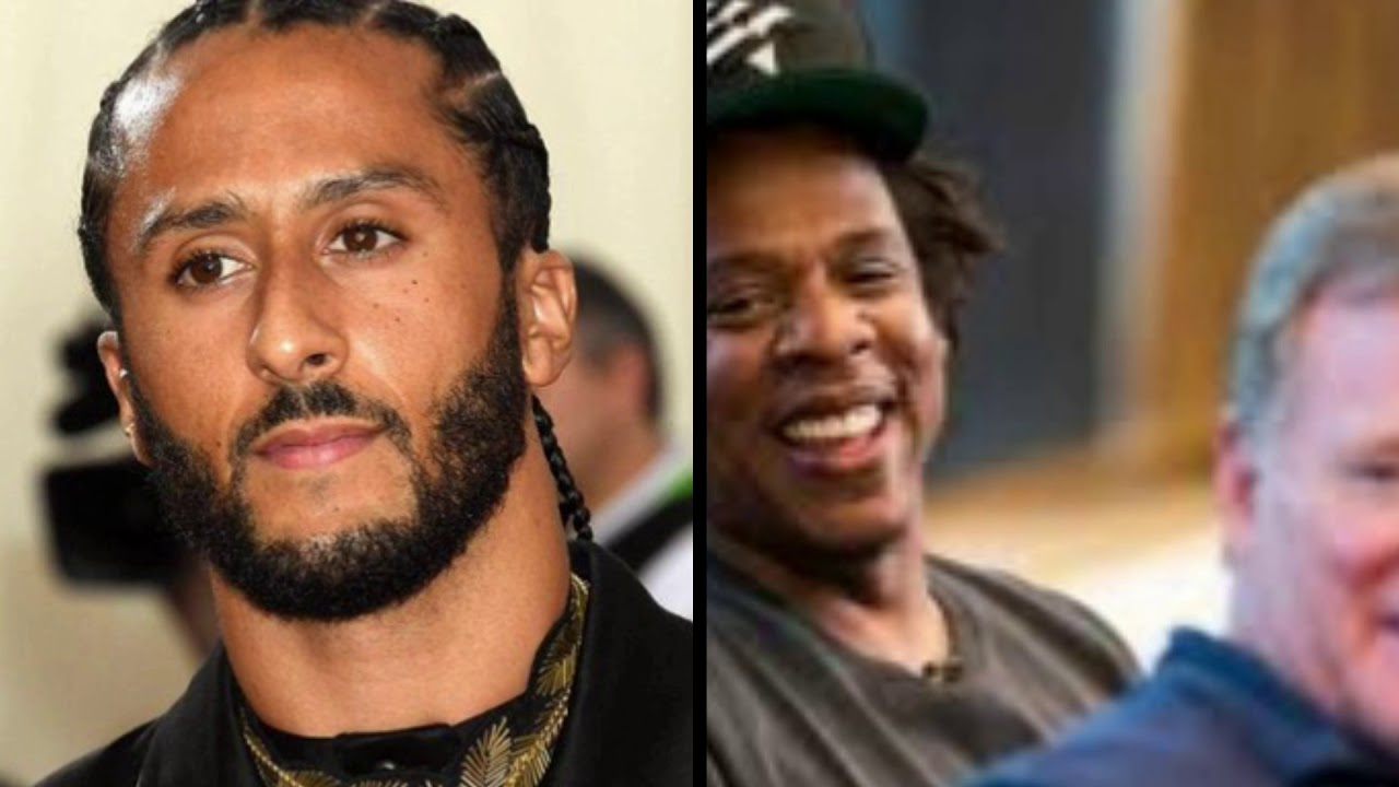 Colin Kaepernick isn't happy with Jay Z new deal with NFL
