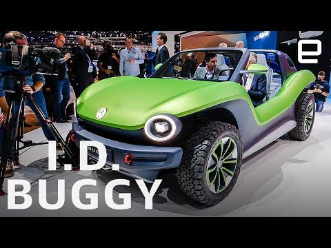 VW I.D. Buggy First Look: Retro Electric at Geneva Motor Show 2019