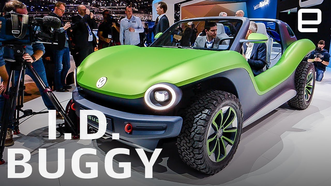 VW I D  Buggy First Look: Retro Electric at Geneva Motor Show 2019
