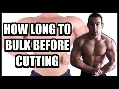how to know bulk or cut