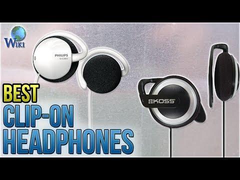 9 Best Clip-on Headphones 2018