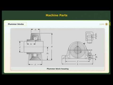 Assembly Drawing    Machine Design  MECHANICAL Engineering  PRIME ENGINEER