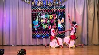 Indian Apostolate Christmas and New Year Celebrations 2014 - Prayer Song