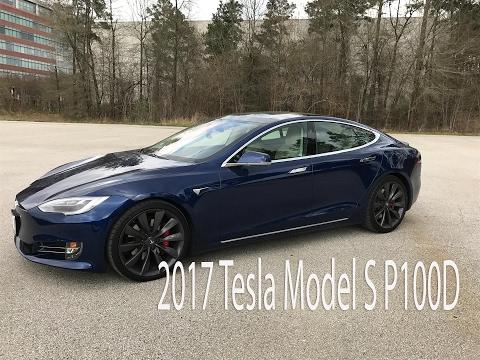 Tesla Model S P100D Launch Mode + Reactions