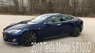 Tesla Model S P100D Launch Mode + Reactions