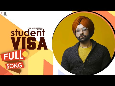 Student Visa (Full Song) | Tarsem Jassar | Latest Punjabi Songs 2016 | Vehli Janta Records