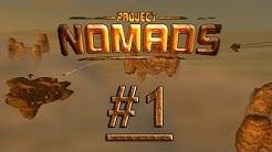 Let's Play Project Nomads [HD][#1] - Gestrandet auf einer Insel