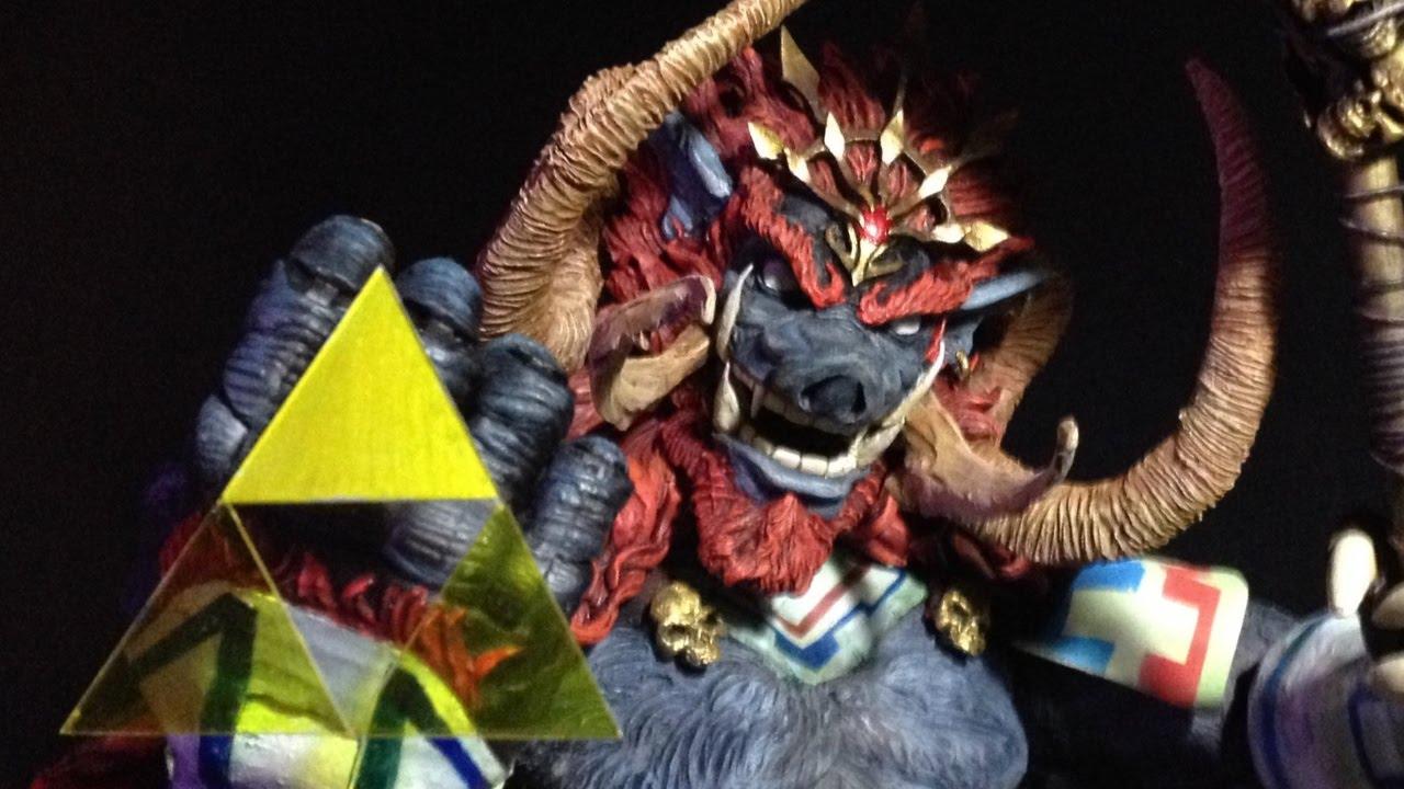 Ganon Legend Of Zelda Custom Action Figure