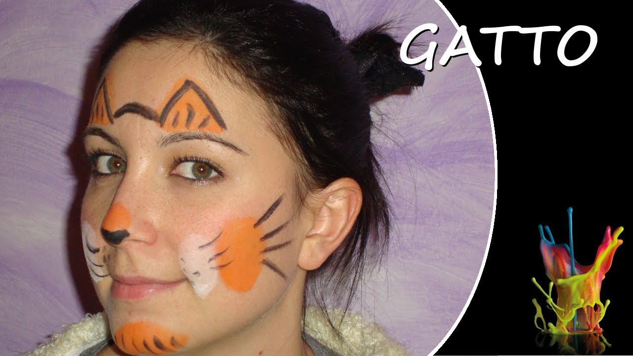 face painting tutorial in photoshop