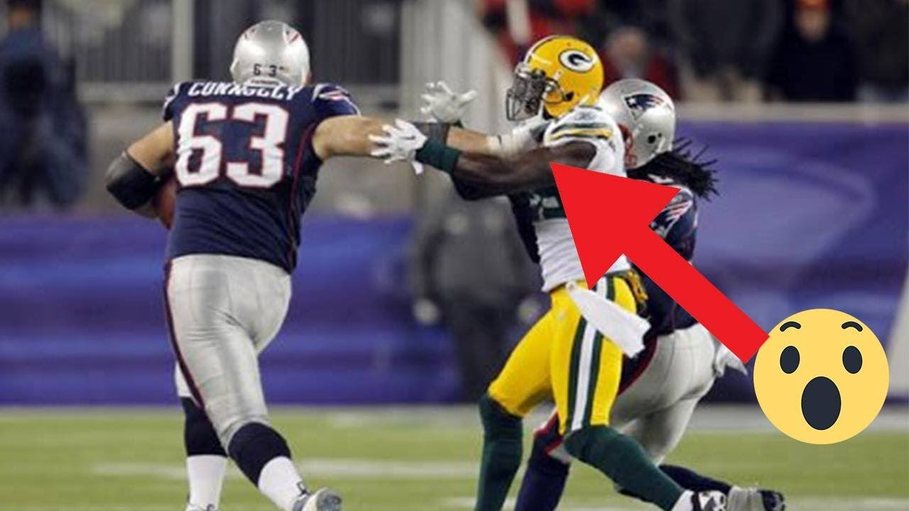 """10 Epic NFL """"BIG MAN WITH A BALL!"""" Moments"""
