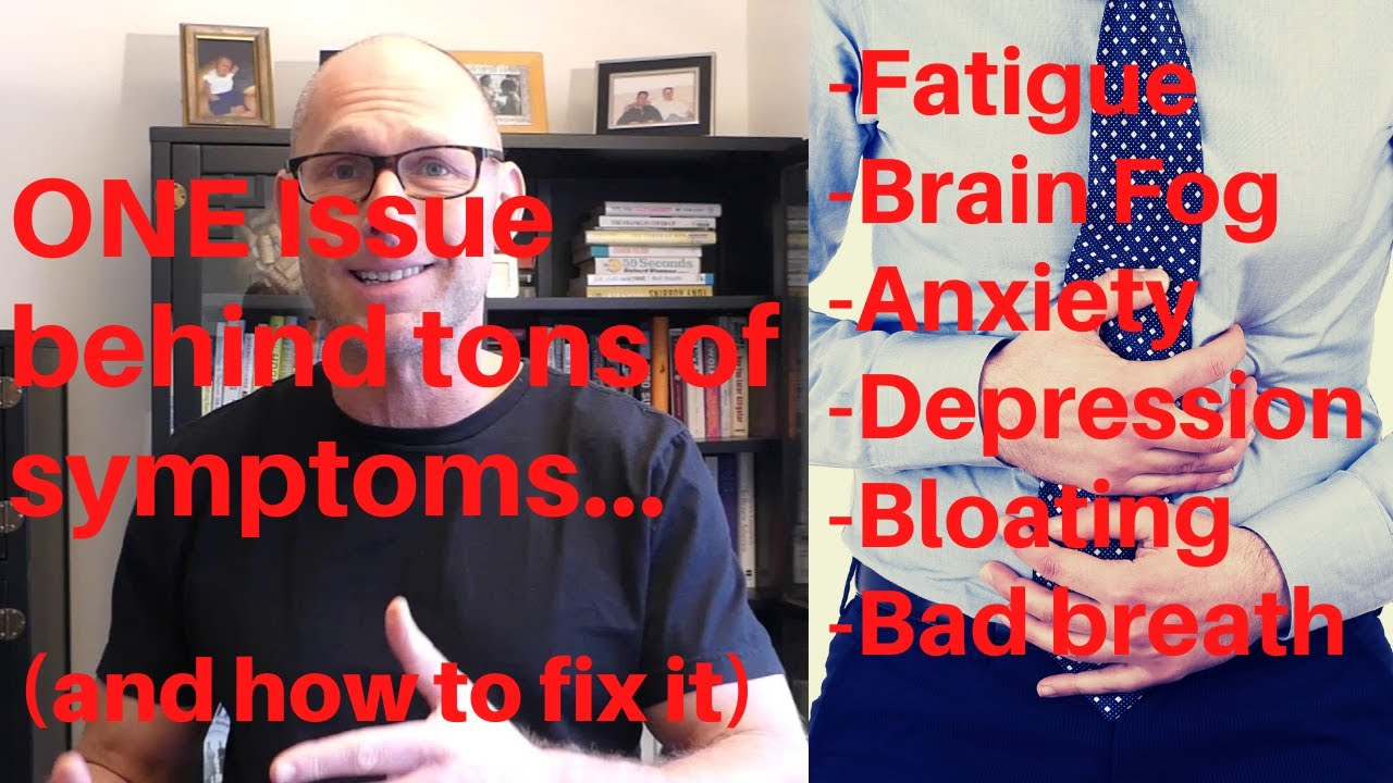 This Issue Is Behind TONS of Symptoms - Fatigue, Brain Fog ...