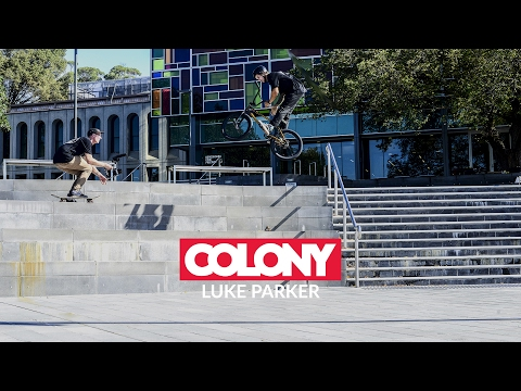 Luke Parker can ride anything you put in front of him. Thanks for watching, make sure you subscribe: ...
