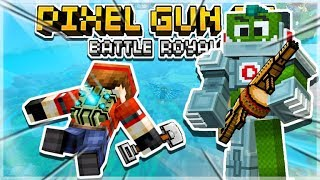 OMG! CAMPAIGN WORLD 4 IS COMING NEXT WEEK! & BATTLE ROYALE FIGHTS | Pixel Gun 3D