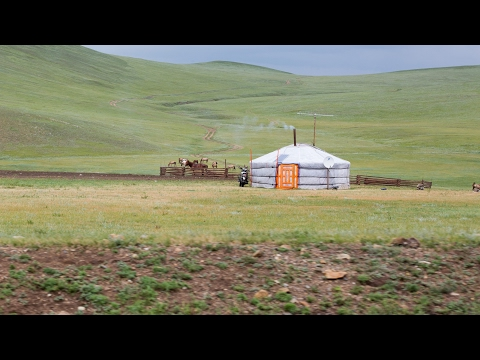 The Experiment in Mongolia: Nomadic and Urban Cultures