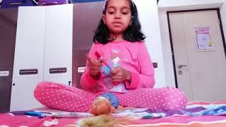 Video How to make simple and easy doll clothes download MP3, 3GP, MP4, WEBM, AVI, FLV September 2018