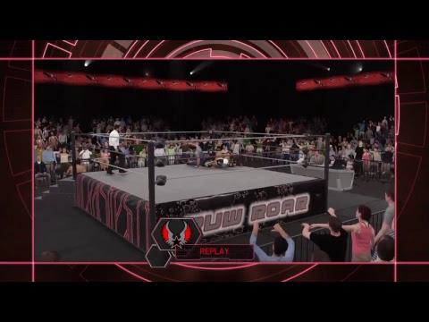 RUW season 3: Monday Night ROAR - Loser is Hecking Hecked Match