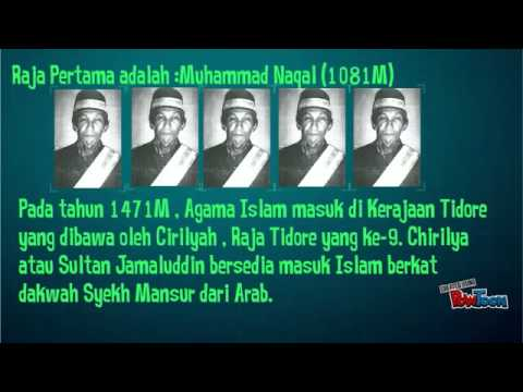 Kerajaan Ternate dan Tidore - YouTube