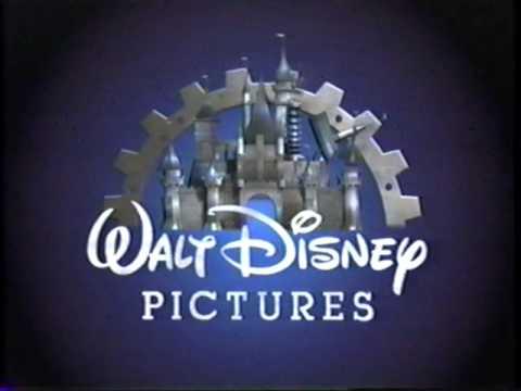Walt Disney Pictures (2003) Company Logo (VHS Capture)