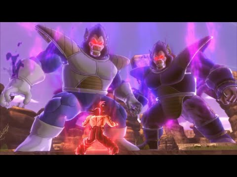 Dragon Ball Xenoverse (Blind) - Part 3: His Giant Monkey...F