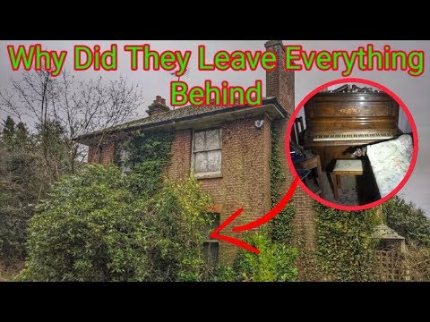 The Lonely Abandoned House (Everything Left Behind)