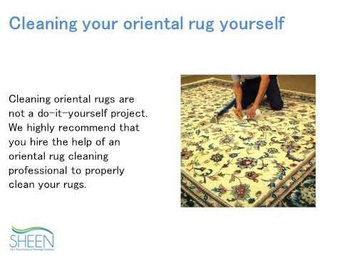 Oriental Rug Cleaning - Mistakes Explained by Miami Professionals