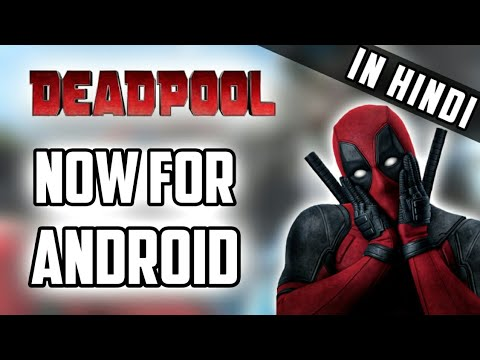 DEADPOOL The Game | Download For Android Free