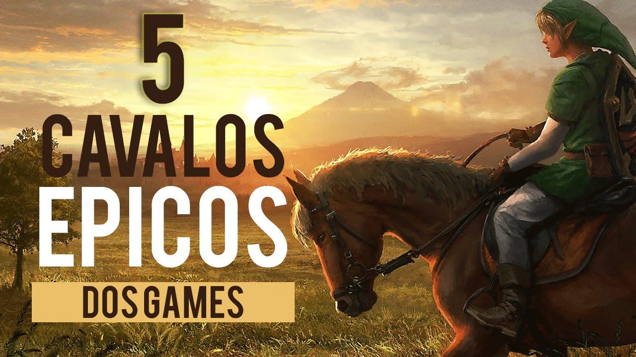 Jogos para cavalos