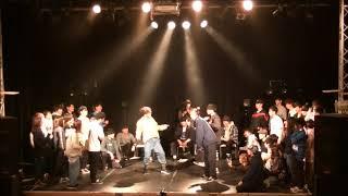 2019 mash up バトル 決勝 SHUNtic (win) VS KusoBo's thumbnail