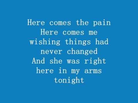 Here Comes Goodbye- Rascal Flatts Lyrics