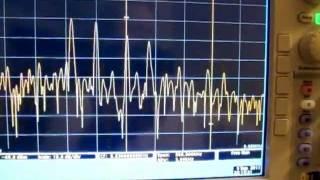 #15: Ham radio Band-scope pan-adapter using Tek MDO4000 as a spectrum analyzer
