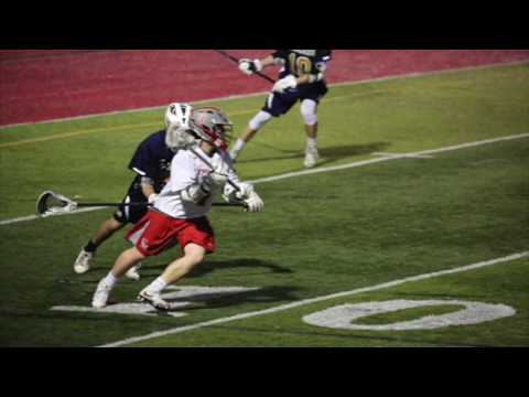 Richard Greenlaw - Class of 2018 - Summer Lacrosse Highlights