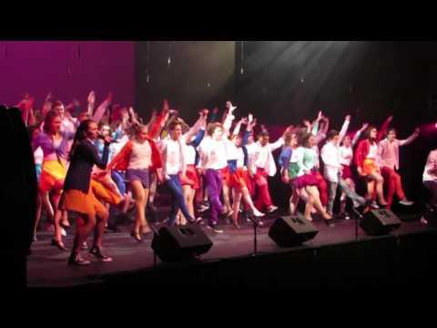 KW Glee - Shut Up and Dance (Walk the Moon)