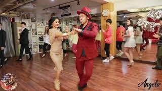 Korean No. 1 salsa lady