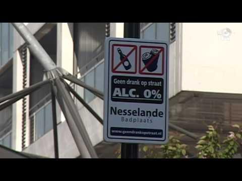 'Alcoholverbod Nesselande werkt niet' - YouTube