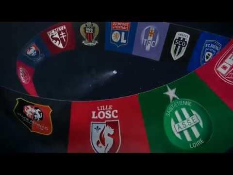 Ligue 1 beIN Sports & Canal + - Générique