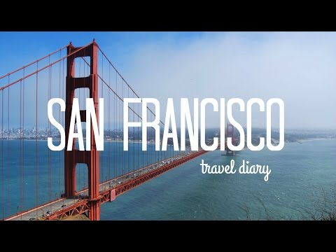 San Francisco Travel Diary    Natalia Holmes
