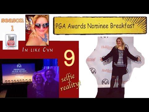 Producers Guild of America Awards Nominee Breakfast - In Like Cyn Season 1 Episode 9