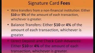 Best Credit Card Offers: BankAmericard Cash Reward Visa Signature Card