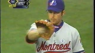 5/29/2001 Expos at Braves